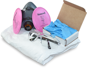 Biocide Labs Mold Safety Kit